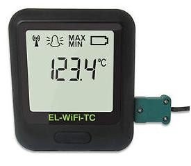 EL-WiFi-TC Thermocouple Probe Data Logger