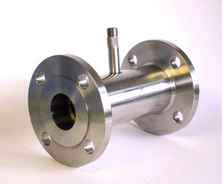 NS500 Low Flow Pelton Wheel Flow Meter