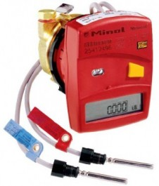 Minocal Compact MID Approved kWh Heat Meter
