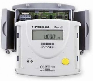 Minocal WR3 Remote Mounted MID Approved kWh Heat Integrator