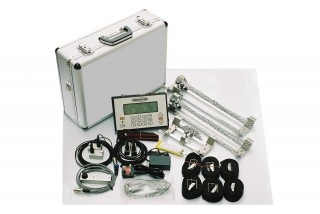 190PDE Portable Ultrasonic Clamp on Heat Meter