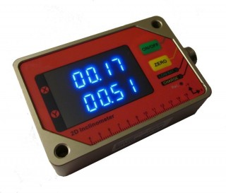DMI600 Series Dual Axis Digital Display Inclinometer