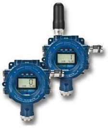 OLCT80 Standalone Fixed Gas Detector with Flameproof Sensors