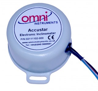 Accustar Electronic Inclinometer
