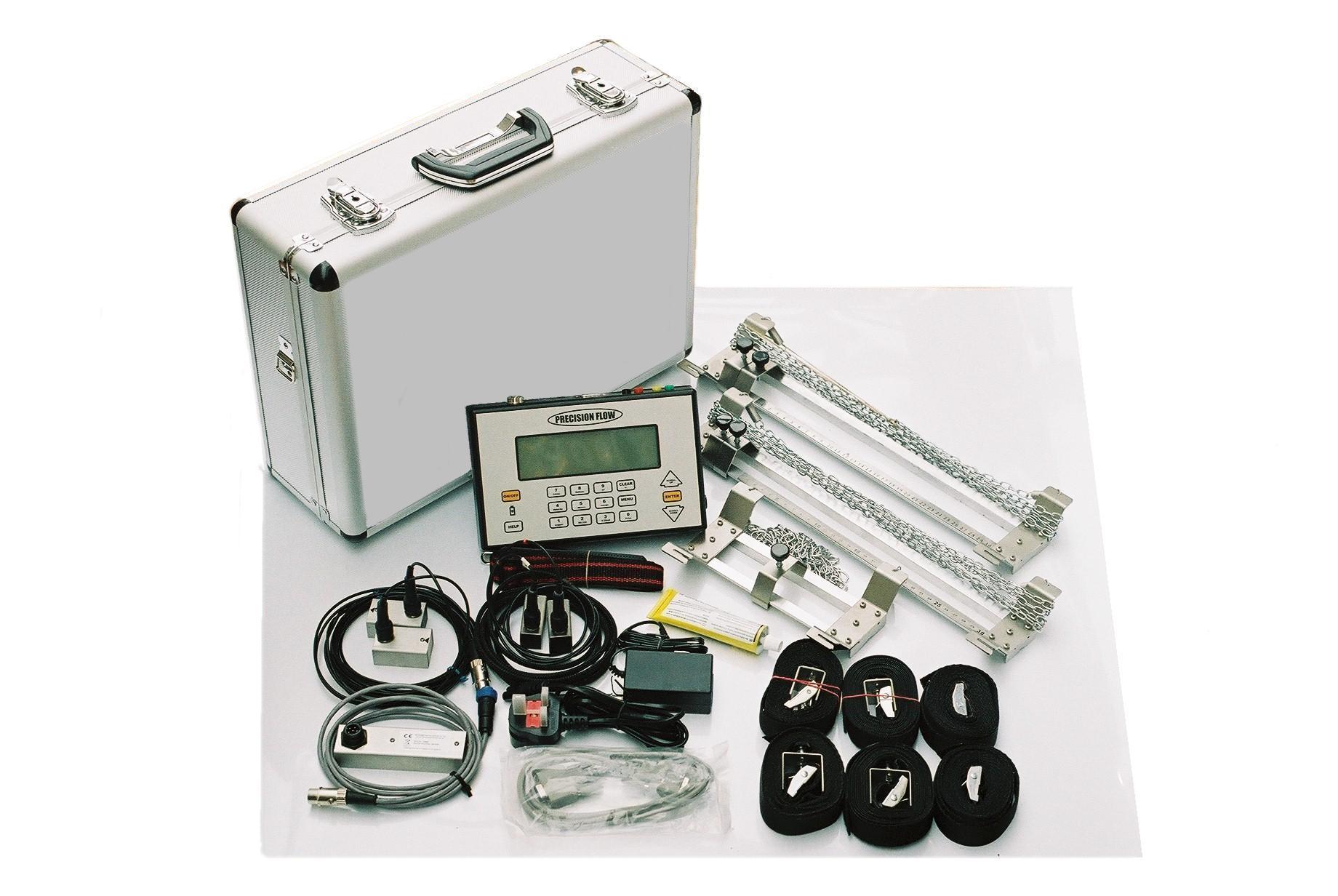 190PDE Heat Meter Hire Unit