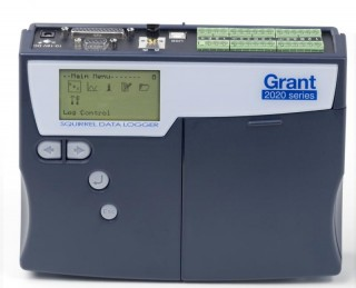 SQ2020 Data Logger with 8-16 analogue inputs