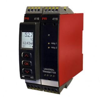 4116 Universal Transmitter/Trip Amplifier