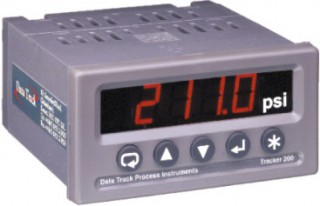 Tracker 211 Universal Input Panel Indicator