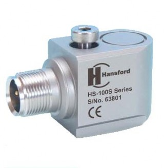 HS-100S Series - Low profile Accelerometer