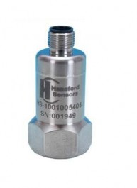 HS-100T Series - Dual Output, Top Entry Accelerometer