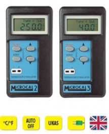 MicroCal 2 & 3 Thermocouple Simulator