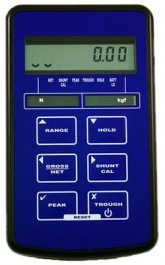 TR150 Battery Powered Load Cell Indicator.