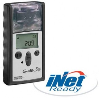 GasBadge Pro Dockable Single Gas Monitor