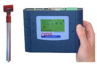 Portable Handheld Flow Meter for Open Channel Flow Measurement