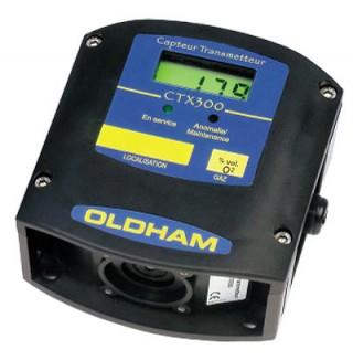 CTX 300 Gas Detector for Non-Hazardous Areas
