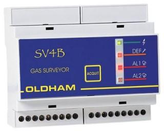 SV 4B Alarm Monitoring Unit