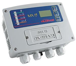 MX15 Flammable or Toxic Gas Alarm