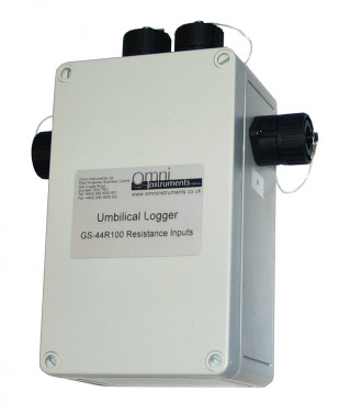 Wireless Umbilical Data Logger