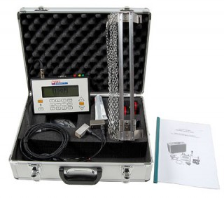 Precision 190P Dual Mode Portable Clamp On Ultrasonic Flowmeter