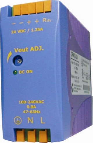 Power Supply 85-264 VAC - 24VDC output