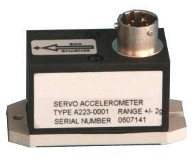 A200 Series High-Precision Linear Servo Accelerometers