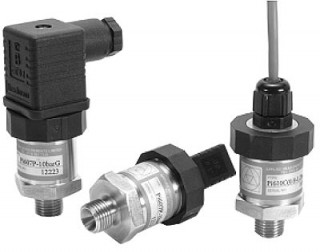 Pi600 Series Standard Industrial Pressure Transducers and Transmitters