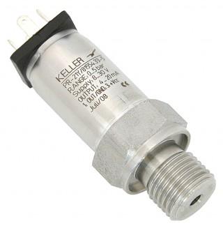 Keller Piezoresistive Pressure Transmitters Series 21Y