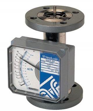 SC-250 Metal Tube Variable Area Flow Meter