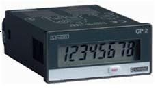 AT01 CH7 Battery Powered LCD Counter Display