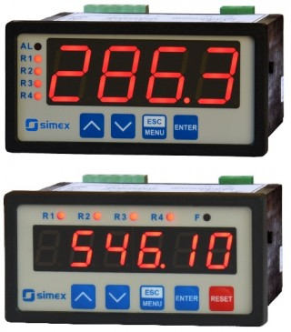 Simex SRP-94(6) LED Display