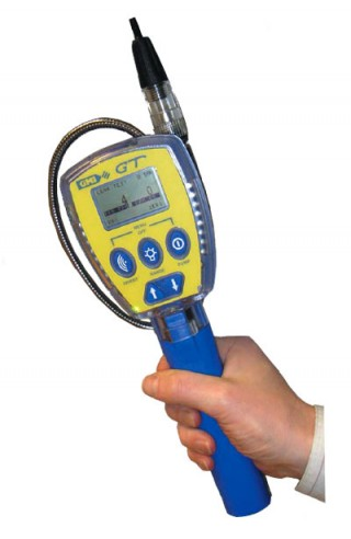 GT Series Portable Gas Leak Detector