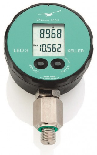 Keller LEO 3 Digital Manometer