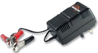 Battery Chargers - for 12V and 24V lead acid batteries
