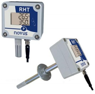 Relative Humidity and Temperature Transmitters. RHT-MODBUS