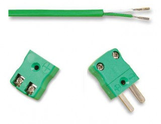 Thermocouple Extension Cable and Connectors