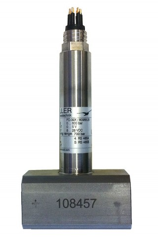 PD33-39X Subsea Pressure Transmitter