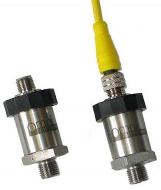 Pi600R series, standard industrial pressure  transmitter, ranges -1 Bar to 700 Bar