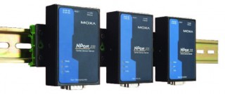 NPort 5100 Series - Serial to Ethernet Converters