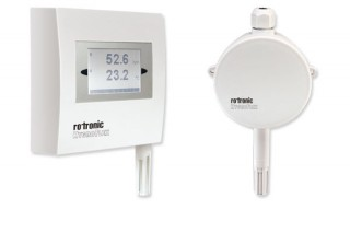 HF3 Series Temperature & Humidity Transmitters
