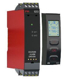 9203A Solenoid & Alarm Driver