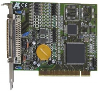 APCI-1516 Digital I/O board, optically isolated