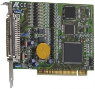 APCI-1500 Digital I/O board, optically isolated