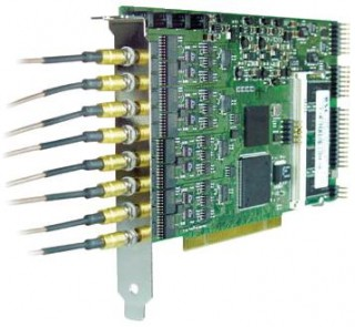 APCI-3600 Noise and Vibration Measurement Board