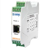 EGW1-IA3-MB - Modbus ASCII or RTU To Modbus TCP Protocol Converter