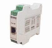 EGW1-MB  Modbus TCP to Modbus ASCII / RTU Converter