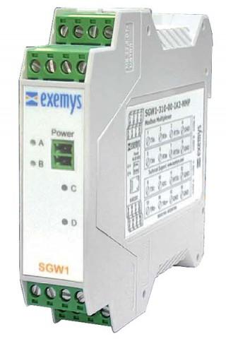 SGW1-IA2-MMP  Modbus Multiplexer