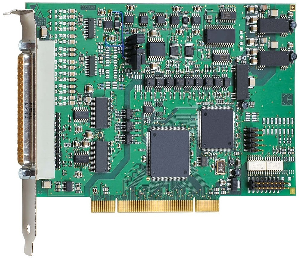 APCI-3120 Multifunction Board.