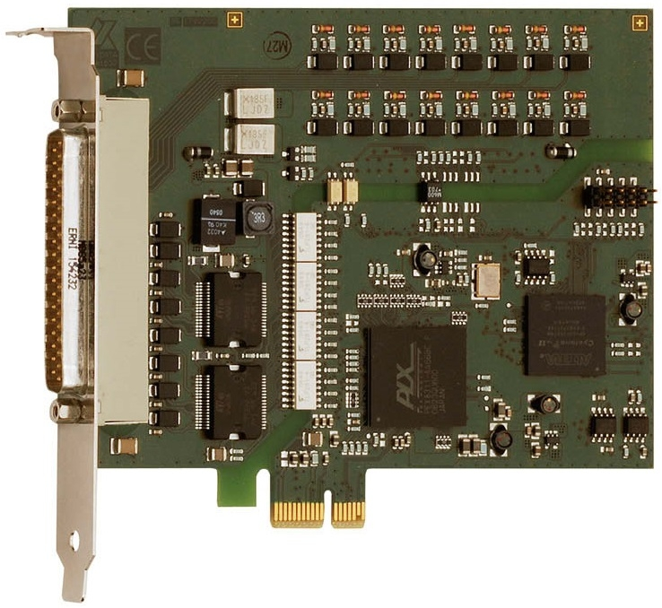 APCIe-1016 PCI Express Digital Input Board