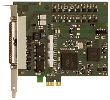 APCIe-1516 PCI Express Digital I/O Board