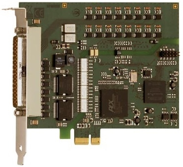 APCIe-1532 PCI Express Digital I/O Board